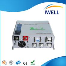 220v 50hz 110v 60hz converter solar panel micro inverter 12v 220v pure sine wave 1500w