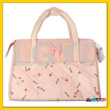 Non-woven Fabrics Portable Bag, Size: 35 x 18 x 27cm