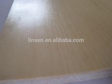 High quality,Moisture proof,E0,E1 glue, face and back,double side ,Clear UV Paint Machine