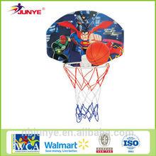 Indoor Cartoon basketball hoop backboard