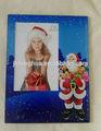 زينة عيد الميلاد إطار الصورة مع ورقة ستيكر الصورة إطار الصورة