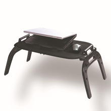 plastic table for laptop adjustable