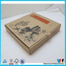 china alibaba matt finishing accept customized pet packaging box