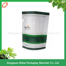 Manufacturing plastic packaging for plants