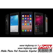 Xiaomi Mi4 dual sim china china android high end dual sim long time battery dual sim card flat cellular mobile