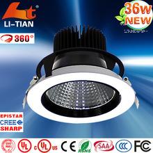 COB led ceiling light round cheap ceiling light 110v 220v ce