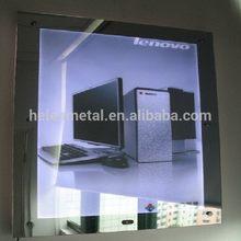 High quality high bright wall mounted magic tv mirror