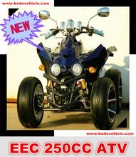 250CC 4 Wheeler EEC ATV Quad 4 Stroke ATV