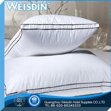 nonwovemanufacter polyester/cotton massage flexible cool gel memory foam pillow