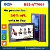 Verified factory OEM 512m 4g 800x480 gps q88 7 inch china cheap tablets