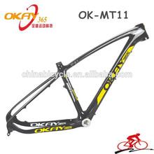 Carbon fiber bike frame 29er carbon mountain bike frame