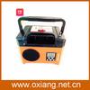 portable solar stirling generator