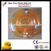 High quality inflat swim float neck ring