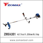 ZMG4301 43cc 1.25kw China brush cutter nylon trimmer head