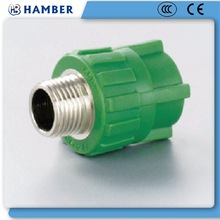 plastic male screw socket fitting ppr fitting HB GS022