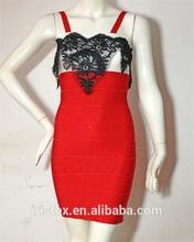 Cinta vermelha mãe da noiva vestidos de renda