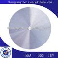 corte de melamina hoja de sierra circular