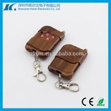 4 Buttons Adjustale frequency 250-460mhz Learning code ev1527 Brown color DC12V Remote Control Copy Machine KL300-4KT