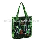 Hot Selling Custom Design Laminated Shopper Bag