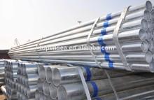 50mm galvanized steel pipe standard diameter