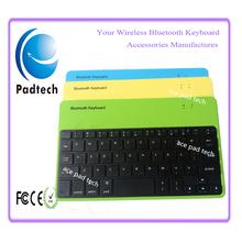 Colored Mini Keyboard Bluetooth Rohs