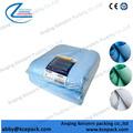 Esterilização de papel Crepe