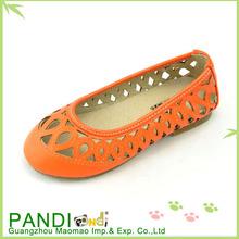 Good quality latest fashion china guangzhou girl shoes