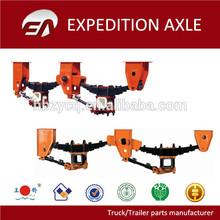 American Suspension - SAF mechanical suspension system 2-axle suspension