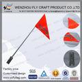 bandiera per bici con paliin fibra di vetro per la vendita