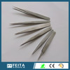 Professional SA Super Fine Stainless Steel Tweezers with Factory Price