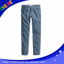 custom twill loose cotton pants men,colorful pants design pants for men