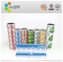 SGS Certified Manufacturer ! Supply Sealing Film / Lidding Film For milk Cup / Bottle