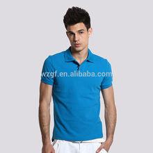 High quality pique wholesales men polo shirt design