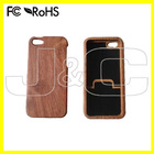 2014 high quality cheap mobile phone case for ip4/4s in wood
