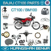 Motorcycle BAJAJ CT100 spare parts