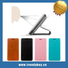 2014 new products mofi flip case for lenovo a916 with best view angle