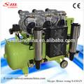405l 2.25kw portátil pistão compressor de ar pequeno 8 bar