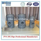 Manufactory pvc pipe fitting tee joint