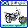 silver white corn flake metallic pigment/aluminum pigment paste
