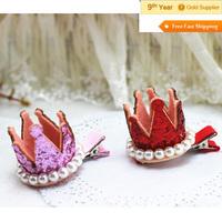Hottest 2014 !! Crystal Wedding Decoration Elegant Crown Bride Ornament Imperial Bridal Tiara Wedding Hair Crown