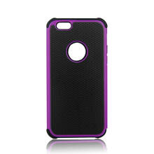 Hybrid Shockproof Dirt Proof Hard Rubber Cover Case Skin for iPhone 6 4.7""
