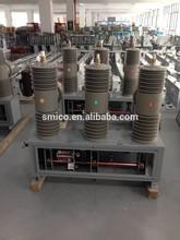 Medium voltage Outdoor AC SF6 11kv 24kv 33kv circuit breaker
