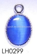 opal pendants garment accessories for lingerie industry