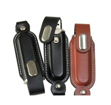 8gb leather usb pendrive,gifts usb flash drive,factory price usb stick