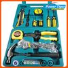 Multifunction household ratcheting mini ratchet tool set