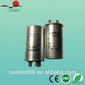De alta freqüência motores elétricos iniciar capacitor cbb65a 1