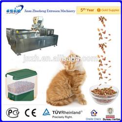 Automatic pet fish/dog/cat food machine processing line