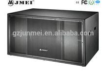 VS series professional 4 ohm dj subwoofer cinema equipment