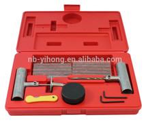 Tubeless Tyre Repair Kit Hand Tools Car Van Vehicle Wheel Hole Tyres Puncture 23PC