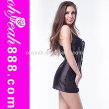 Hot sale good quality black sexy plus size fat women xxl babydoll